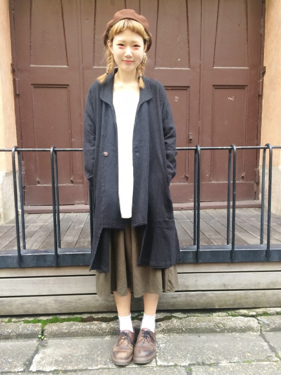 平井ロングコート