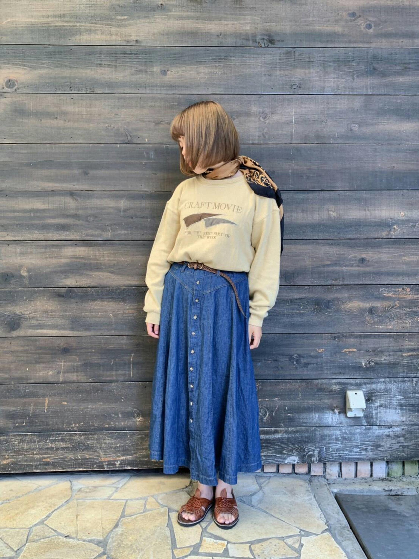 松浦スカート